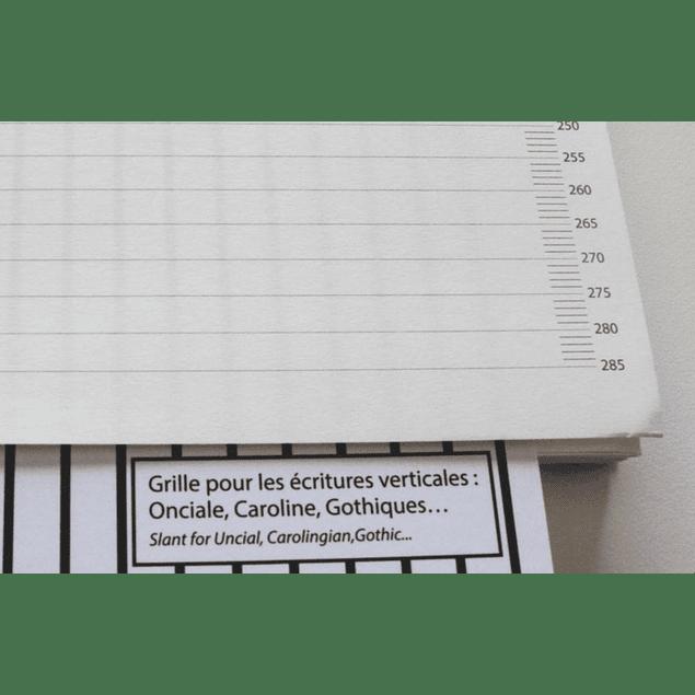 Block de aprendizaje Caligrafía 210 x 297 cm