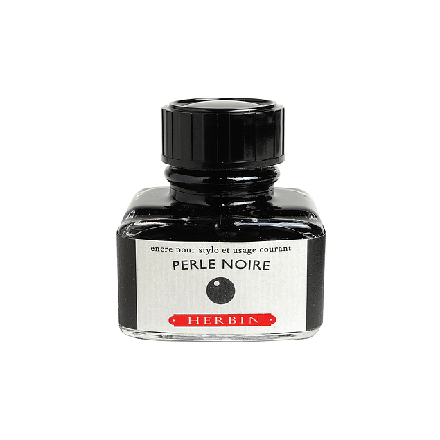 D ink bottle 30ml black