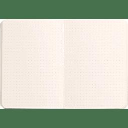 Cuaderno flexible A5 - Plata