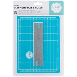Mini Magnetic Mat + Regla Magnetic