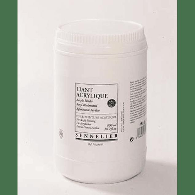Aglutinante Acrílico (2 tamaños)