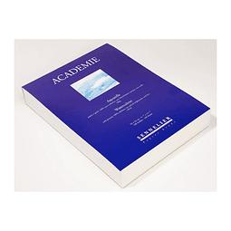"""Block Encolado Acuarela """"Academie"""" 100 hojas"""