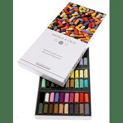Caja pastel media pastel Sennelier 80