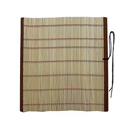 Estuche de Bamboo para pinceles (2 tamaños)