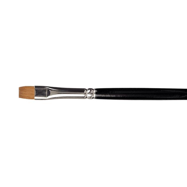 Serie 789 - Pinceles para óleo, Pelo de marta plano