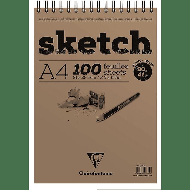 Sketch anillado pad 100 - (3 tamaños)