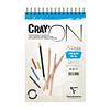 Block dibujo Cray'ON Micro-perforado con espiral 120 g (2 tamaños)