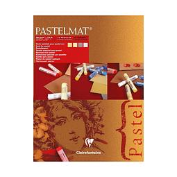 Bloc Pastelmat 4 colores N°1 - (3 tamaños)