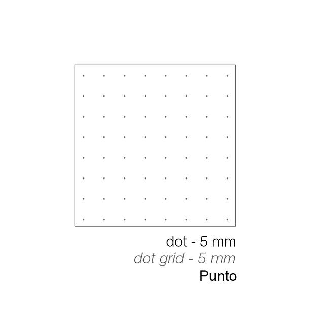 Libreta Blanca N°16 - 14,8 x 21 cm