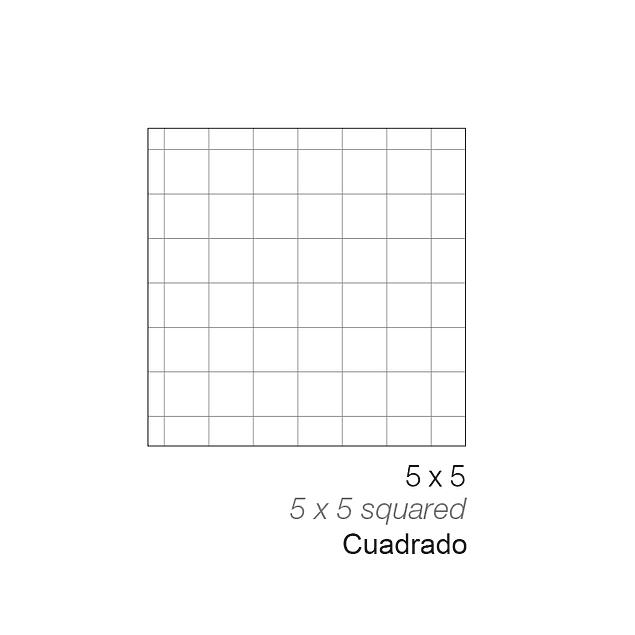 Libreta N°8 - 7,4 x 21 cm - (2 colores)
