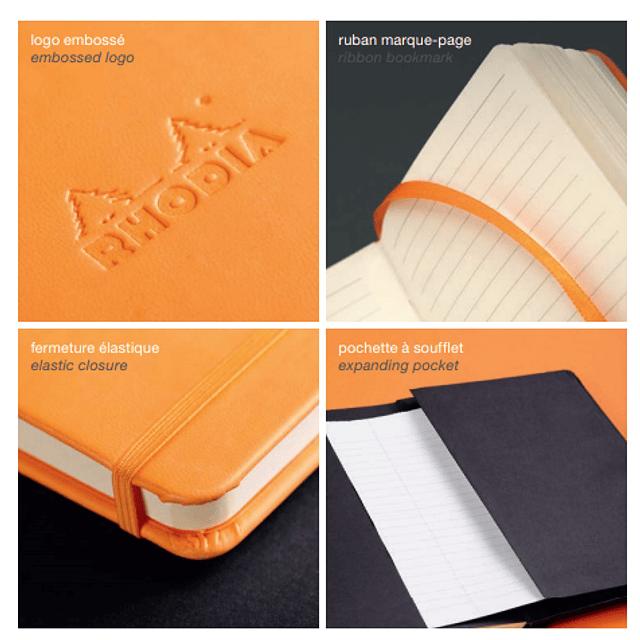 Webnotebook 21 x 29,7 cm (2 colores)