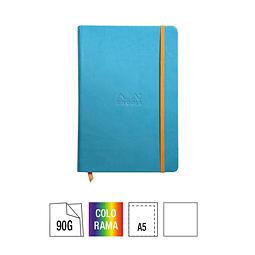 Rhodiarama Notebook Tapa Dura - 14,8 x 21 cm (9 colores)