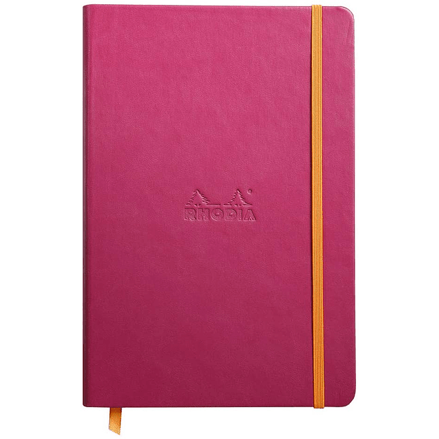 Notebook - Color Frambuesa