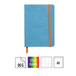 Notebook Tapa Blanda 10,5 x 14,8 cm - (Colores)