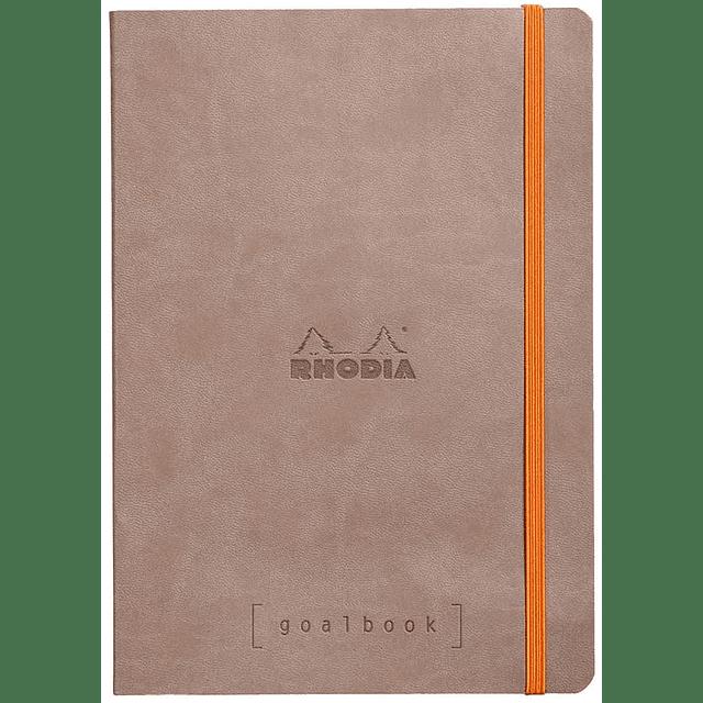 GoalBook Tapa Blanda - Color Pardo