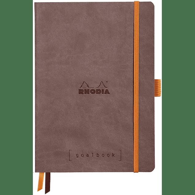 GoalBook Tapa Blanda - Color Chocolate
