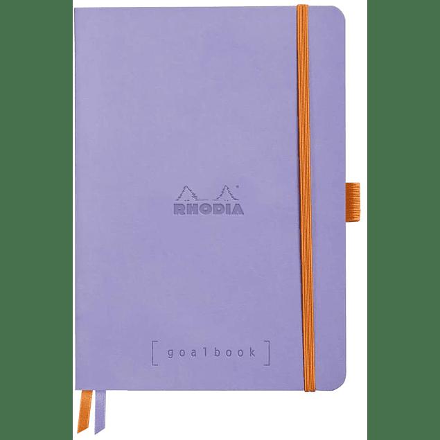 GoalBook Tapa Blanda - Color Iris
