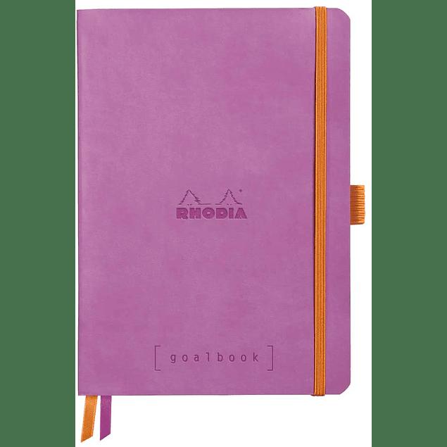 GoalBook Tapa Blanda - Color Lila