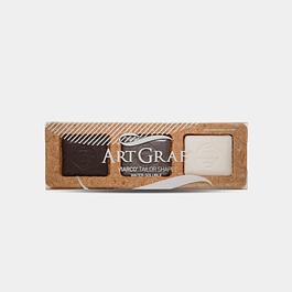 ArtGraf Tailor Shape, monocromo - 3 Piezas