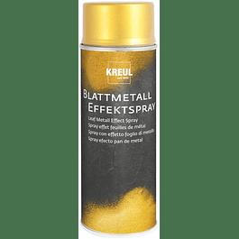 Spray Efecto metálico de 400 ml - Dorado