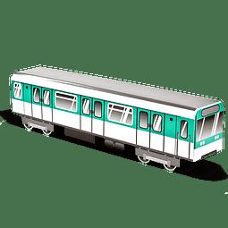 "Mini Subway ""París"""