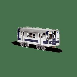 Mini Subway - N.Y.C Train pequeño