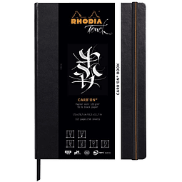 """Rhodia Touch """"Carb'On Book"""" (3 tamaños)"""