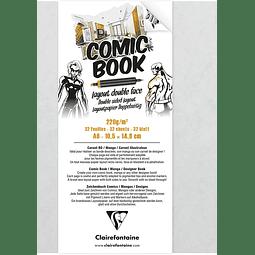 Libro de historietas - Manga - Libro de diseño (4 tamaños)