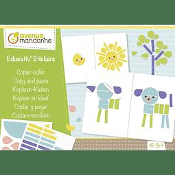 "Avenue Mandarine ""Educational Stickers"""