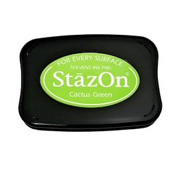 StazOn Cactus Green