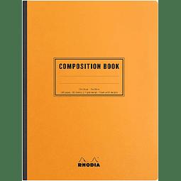"""Libreta """"Composition Book"""" (2 Colores)"""