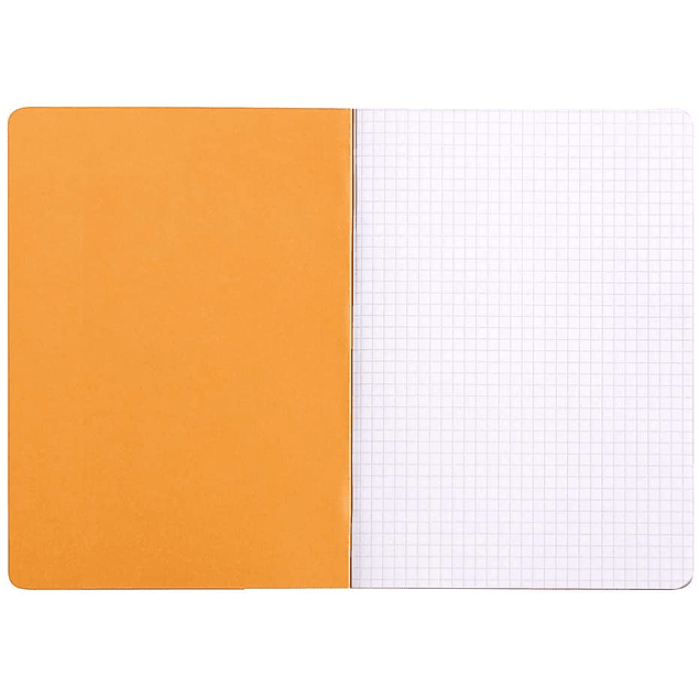 Cuaderno Flexible Grapado - 14,8 x 21 cm (3 Colores)