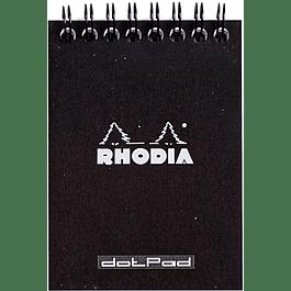 Notepad Anillado Superior - 7,5 x 10,5 cm (2 colores)