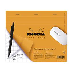 Rhodia Block Click Mouse (19 x 23 cm)
