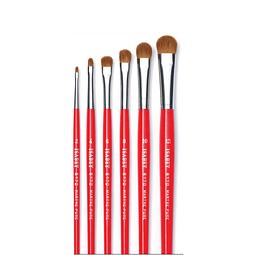 6170 - Kolinsky Fat Filbert Brushes