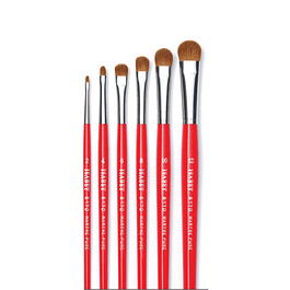 6170 - Kolinsky Fat Filbert Brushes