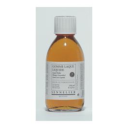 Goma Laca Líquida - 250 ml.