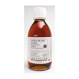 Aceite de Linaza Cocido - (2 tamaños)