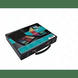 Caja CAMPUS BY RAPHAËL con 36 pasteles secos