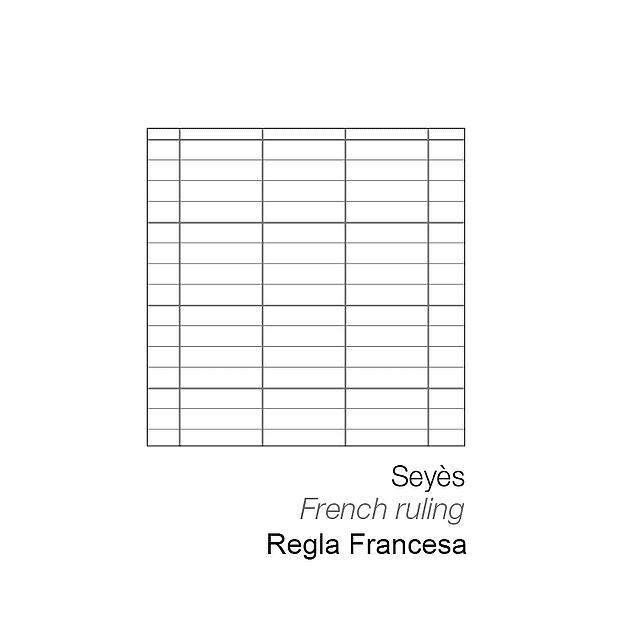 Recarga Exabook Refill - A4 + 22,5 x 29,7 cm