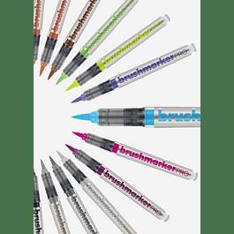 BrushmarkerPRO | 60 Colores individuales