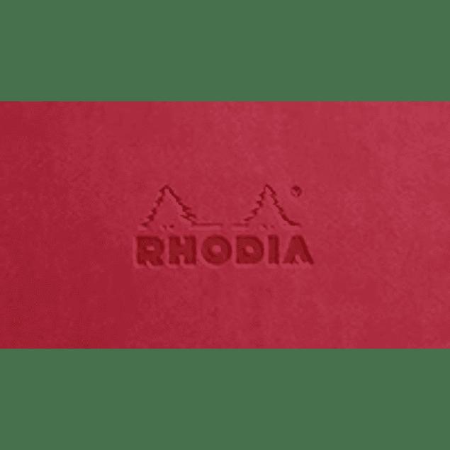 Cuaderno A5 con lomo cosido - Amapola