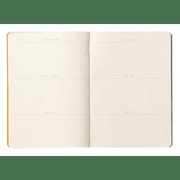 GoalBook Tapa Dura - Color Morado