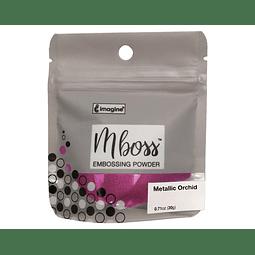 Mboss Embossing Powder Metallic Orchid