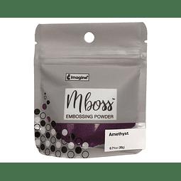 Mboss Embossing Powder Amatista