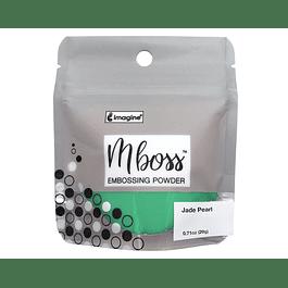 Mboss Embossing Powder Jade Pearl