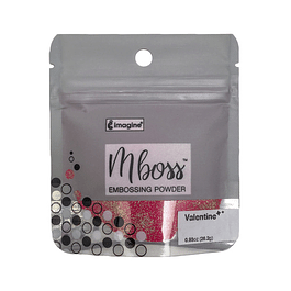 Mboss Embossing Powder Valentine