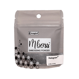 Mboss Embossing Powder Holograma