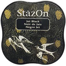 Stazon Midi Jet Black