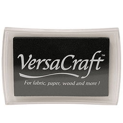 VersaCraft full-size inkpad Real Black